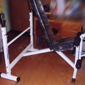 Bench Press 3 in1
