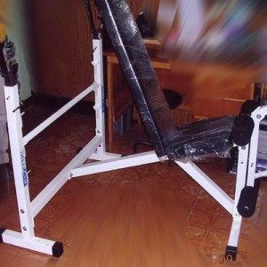 Bench Press 3 in1