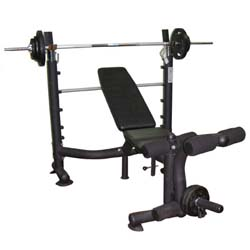Bench Press Set Cyber