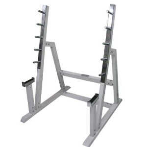 Squat Stack Rack